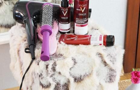 Грижа за по-плътна коса от Vichy Dercos - Densi-Solutions