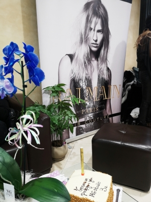 Balmain hair в MG Studio