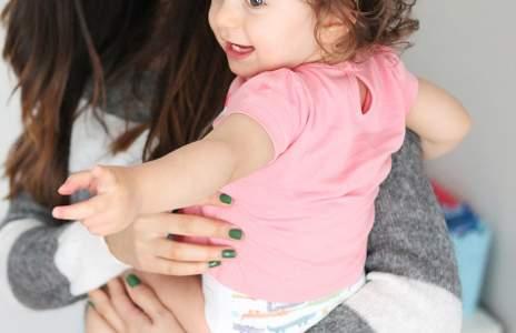 Историйка за бебешки пелени