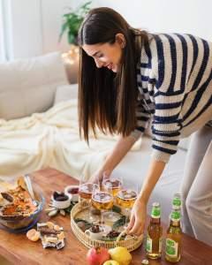 Бърза и лесна идея за посрещане на гости през зимата